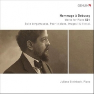Hommage à Debussy